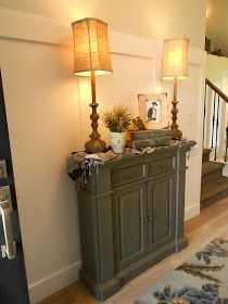 Entry Table And Wall Decor | Beautiful Home | Pinterest | Entry Tables,  Wall Decor And Walls