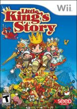 The Little King's Story for Nintendo Wii | GameStop
