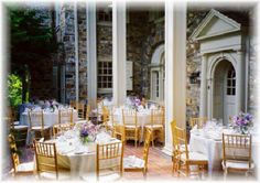 Bolingbroke Mansion Weddings and Special Events