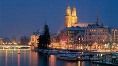 #romantictour: #Zurigo stiamo arrivando