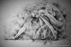 Figure Drawing by Dimitar Hristov - 54ka SketchBook :: drawing, charcoal, sketch, female, art, figure