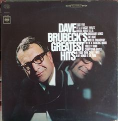 Dave Brubeck, Dave Brubeck's Greatest Hits, Vintage Record Album, Vinyl LP, Classic Jazz, Camptown Races, American Pianist, Jazz Standards by VintageCoolRecords on Etsy