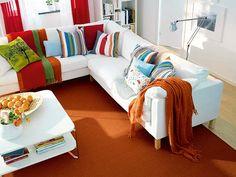 capa de sofa com almofadas - Pesquisa Google