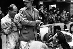 Mike Hawthorn becomes the first British world champion
