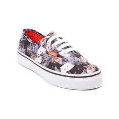 b6d980bf17 Shop for Youth Vans x ASPCA Authentic Cat Skate Shoe in Multi at Journeys  Kidz.