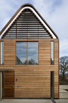 iroko wood exterior house - Google Search