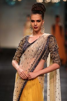 Lakme Fashion Week Winter/Festive 2014 : Vikram Phadnis