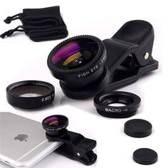 Order Now 3 in1 Fish Eye+ W... Click here http://shopfromphone.myshopify.com/products/3-in1-fish-eye-wide-angle-macro-camera-clip-on-lens-for-universal-cell-phone?utm_campaign=social_autopilot&utm_source=pin&utm_medium=pin Place your order now, while everything is still in front of you.