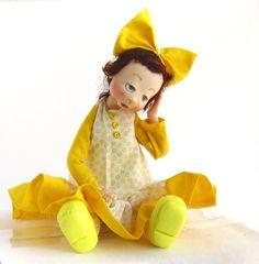 Ooak Art Doll  Baby Toddler  Pepper by DOLLSBYFRANCINE on Etsy, $75.00
