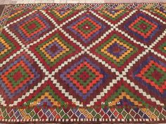 kilim rug store for turkish kilim and rugs Needlepoint Designs, Rug Store, Ribbon Embroidery, Kilim Rugs, Bohemian Rug, Textiles, Wool, Blanket, Detail