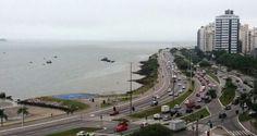 Nova frente fria chegará a Santa Catarina, provocando chuva e queda de temperatura a partir de quarta-feira | Portal Timbó Net