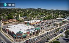 As a full-service real estate brokerage, we enjoy assisting commercial clients as well as residential ones. Check out one of our latest deals--a beautiful shopping center in Whittier! #GoReeco #CommercialRealEstate #SoCalRealEstate