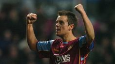 Lee Hendrie played for Aston Villa from 1995 - 2007. He played for England once in 1998 against the Czech Republic.