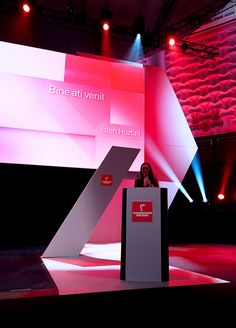 Stage Design // Hannover Messe 2013 // KINZO Berlin