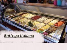 Ana, Mia, Kate and Anya have ice cream at Bottega Italiana near Pike Market. Ch.6