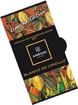Buy the award winning Amedei Blanco de Criollo Amedei chocolate bar online with Kings Fine Food. Awarded gold for the best chocolate bean-to-bar by the Academy of Chocolate. Chocolate Dreams, Dark Chocolate Bar, Artisan Chocolate, Chocolate Blanco, Best Chocolate, Chocolate Packaging, Toasted Almonds, Soap Packaging, Label Design