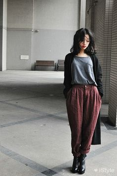 เสื้อผ้าแฟชั่น Asian Street Style 113   20 Asian Street Snaps of The Week