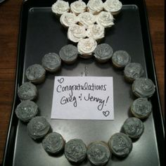 Cutest idea ever for a engagement celebration! Congratulations Greg & Jenny, love you guys :)