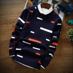 5ca9f8d7 Brooklyn's Wool Pullover Cashmere Sweater Knitwear Fashion, Mens Fashion  Sweaters, Sweater Fashion, Cashmere