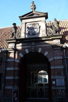 Frans Hals Museum in Haarlem, Netherlands.