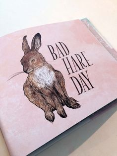 We all have those days // Inside // Have A Little Pun // Frida Clements