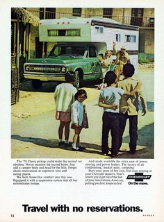 1970 Chevrolet Pickup with Camper | Flickr - Photo Sharing!