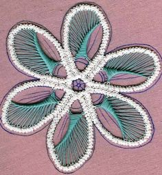 Marvelous Crewel Embroidery Long Short Soft Shading In Colors Ideas. Enchanting Crewel Embroidery Long Short Soft Shading In Colors Ideas. Learn Embroidery, Crewel Embroidery, Embroidery Patterns, Easy Stitch, Seed Stitch, Needle Lace, Bobbin Lace, Freeform Crochet, Irish Crochet