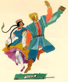 Traditional Polish Dance - Polski Taniec Ludowy
