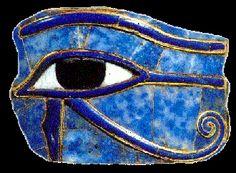 oog van horus - Google Search