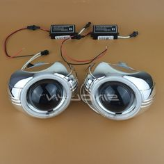 75.99$  Watch here - https://alitems.com/g/1e8d114494b01f4c715516525dc3e8/?i=5&ulp=https%3A%2F%2Fwww.aliexpress.com%2Fitem%2F2nd-Generation-3-0-H1-Upgraded-HID-Bi-xenon-Lens-Projector-Headlight-Angel-Eyes-H1-H4%2F32699501633.html - 2nd Generation 3.0 H1 Upgraded HID Bi xenon Lens Projector Headlight Angel Eyes H1 H4 H7 LHD RHD Headlamp Car Styling Retrofit 75.99$