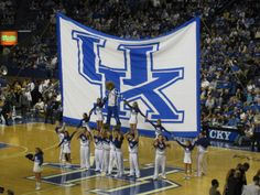 University of KY Basketball | The Claunch's: Kentucky Basketball!