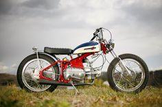 SPEED BUGGY MOTORCYCLE SERVICE / Harley-Davidson 1964 MODEL-H SPRINT