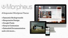 Morpheus is a theme for freelancers and companies with a liking for clean & modern design. It is great to show of projects and portfolios. Morpheus comes with many cool features, e.g. different blog and portfolio templates, unlimited custom backgrounds, Google Fonts and a lot more. It is incredible easy to modify and make it fit your corporate Identity and style.