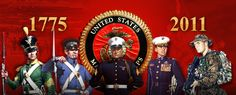 Uniforms Usmc Birthday, Marine Corps Birthday, Happy Birthday, Once A Marine, Military Branches, Military Service, Marines, Captain America, United States