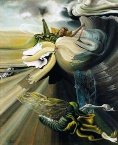Oscar DomínguezLa exposición 'Pintura Canaria del siglo XX' recibe más de 5.000 visitas en Bratislava