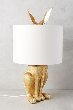 Lampa zając! Nieoczywiste elementy w odpowiedniej ilości idealnie dodadzą stylu i ocieplą wnętrze
