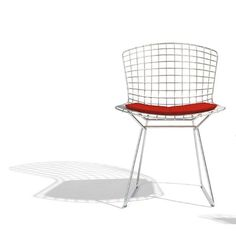 Knoll Bertoia Chair  Designed by Harry Bertoia for Knoll in 1952