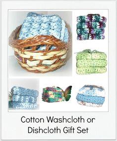 Valentine Gift Set Washcloth by OakliesFashions on Etsy, $16.95