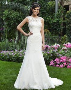 finden Sie Ihr Brautkleid von Sincerity| romantische Brautkleider & neuesten Hochzeitskleider | Sincerity Modell 3730