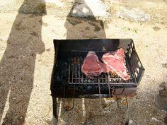 Steak/Grillen_0949 Cooking, Peach, Crickets, Baking Center, Kochen, Cuisine, Brewing, Cook