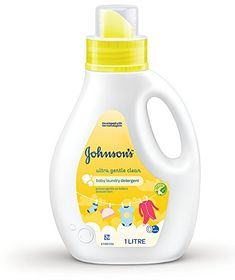 Offerta di oggi - Johnson's Baby Laundry Detergent - Ultra Gentle Clean - List of the most beautiful baby products Baby Skin Care, Baby Care, Baby Shower Gifts, Baby Gifts, Honest Baby Products, Baby Laundry Detergent, Baby Girl Items, Eco Baby, Baby Supplies