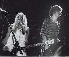 Kim Gordon *&Thurston Moore..    (reminds me of my and my <3)