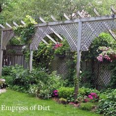 Privacy Screen Ideas and How to Make A Fence Taller