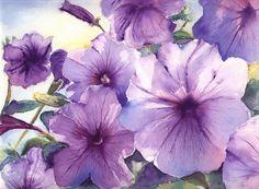 Patricia Henderson - Purple Profusion