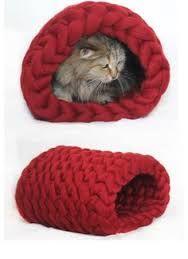 Resultado de imagen para crochet granny cat house