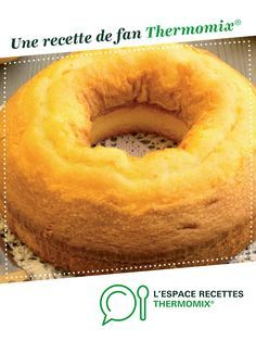 Gâteau au citron cuisson varoma par lamouette39. Une recette de fan à retrouver dans la catégorie Pâtisseries sucrées sur www.espace-recettes.fr, de Thermomix®.