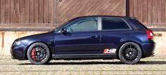 Bestie im Frack!: Audi A3 Sleeper als Donnerbolzen mit 700 PS