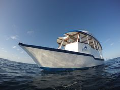 Our dive boat #FulidhooDive #Maldives