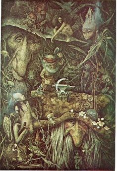 Brian Froud- need this for my collection!