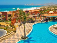 Hacienda Encantada Resort is a wonderful getaway perfect for romantic retreats and family vacations. Overlooking the Sea of Cortez in Los Cabos #Mexico , this gorgeous resort offers magnificent views, great dining, a relaxing spa and so much more. Keep an eye out for whales passing offshore! Just minutes to Cabo San Lucas. #Travel